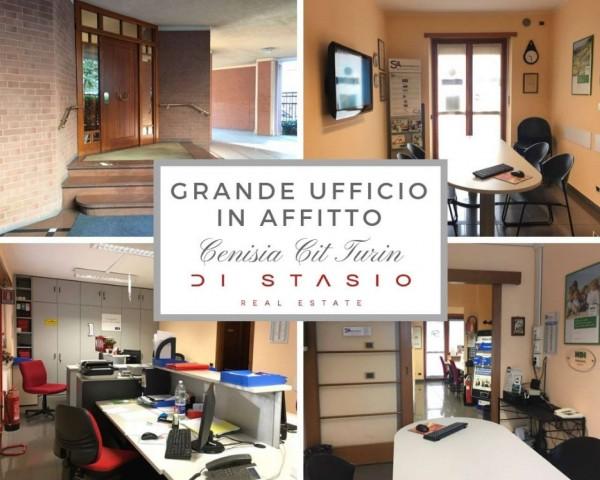 Ufficio in affitto a Torino, 119 mq