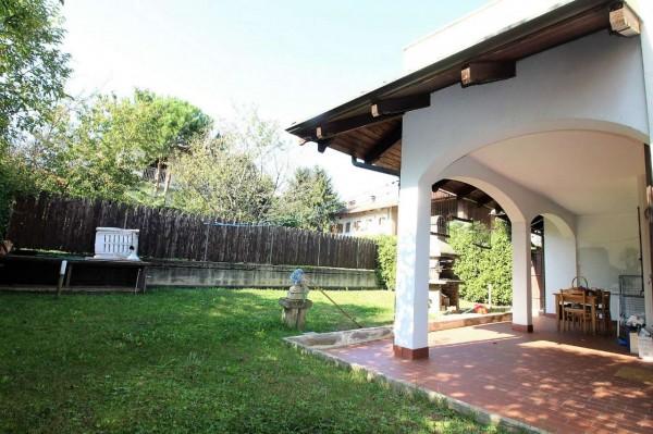 Villa in vendita a Alpignano, Centro, Con giardino, 250 mq