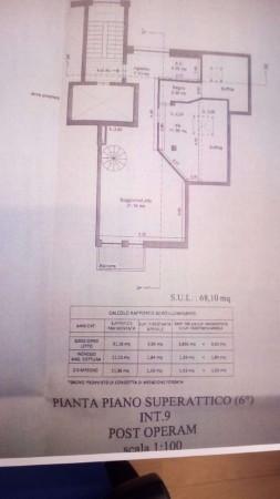 Appartamento in vendita a Roma, Camilluccia, Con giardino, 60 mq - Foto 2