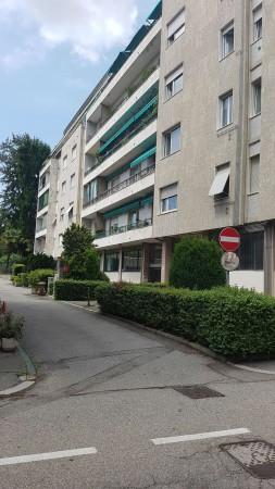 Appartamento in vendita a Varese, Centro Città Vicinanze Tribunale, Con giardino, 145 mq - Foto 35