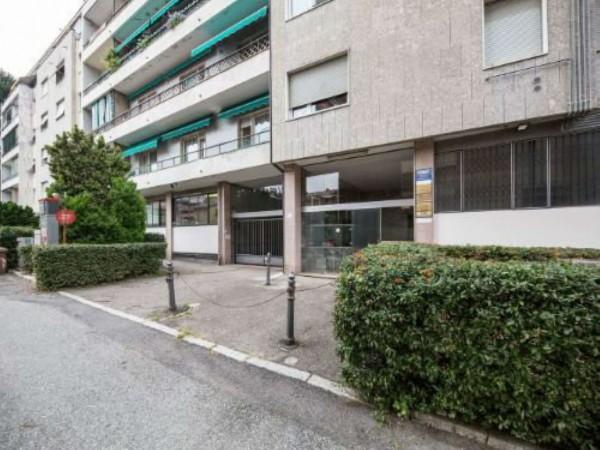 Appartamento in vendita a Varese, Centro Città Vicinanze Tribunale, Con giardino, 145 mq - Foto 34
