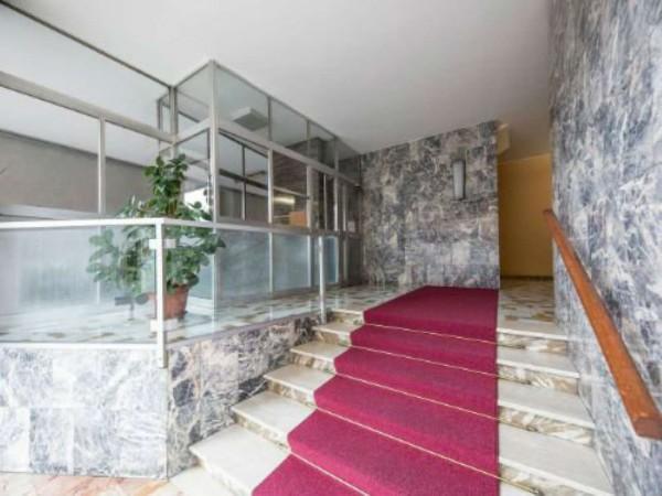 Appartamento in vendita a Varese, Centro Città Vicinanze Tribunale, Con giardino, 145 mq - Foto 33