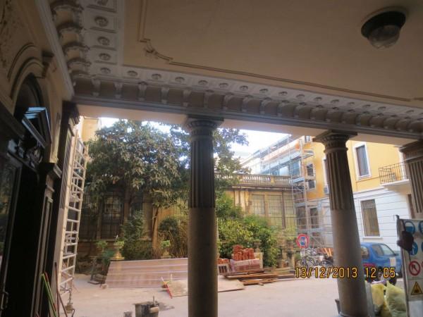 Appartamento in affitto a Milano, Porta Romana, Con giardino, 75 mq