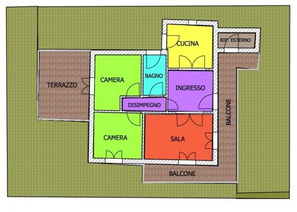Casa indipendente in vendita a Diano Marina, 100 mq