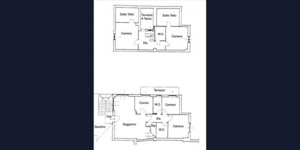Appartamento in vendita a Castelnuovo Berardenga, Con giardino, 107 mq