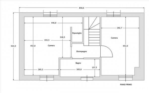Appartamento in vendita a Castelnuovo Berardenga, 90 mq - Foto 17