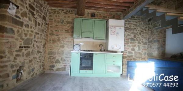 Appartamento in vendita a Castelnuovo Berardenga, 92 mq - Foto 4