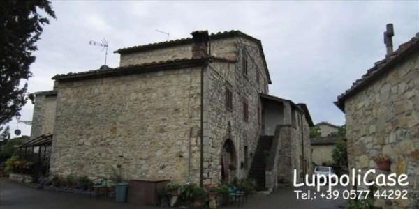 Appartamento in vendita a Gaiole in Chianti, 200 mq - Foto 4