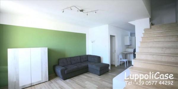 Appartamento in affitto a Monteriggioni, Arredato, con giardino, 110 mq