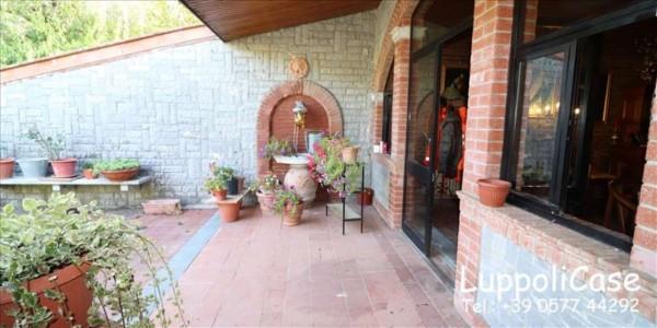 Villa in vendita a Siena, Con giardino, 257 mq
