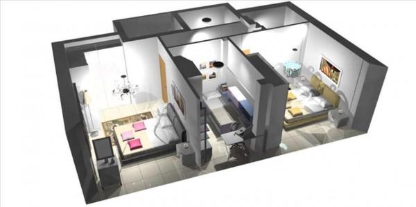 Appartamento in vendita a Siena, Con giardino, 145 mq - Foto 13