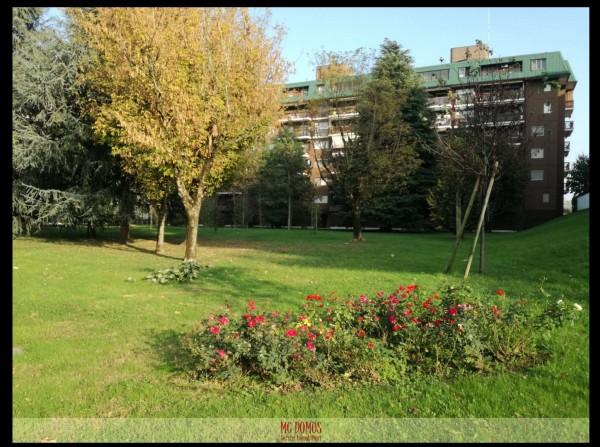 Appartamento in vendita a Assago, Assago Milanofiori, Con giardino, 85 mq