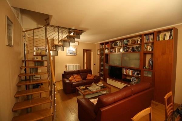 Appartamento in vendita a Milano, Santa Giulia, Arredato, con giardino, 156 mq - Foto 25