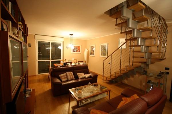 Appartamento in vendita a Milano, Santa Giulia, Arredato, con giardino, 156 mq - Foto 23
