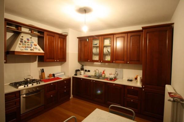 Appartamento in vendita a Milano, Santa Giulia, Arredato, con giardino, 156 mq - Foto 20