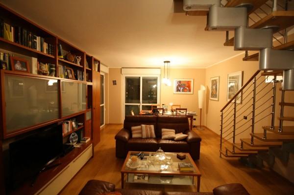 Appartamento in vendita a Milano, Santa Giulia, Arredato, con giardino, 156 mq - Foto 24