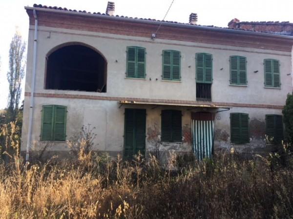 Casa indipendente in vendita a Alessandria, Valle San Bartolomeo, Con giardino, 100 mq