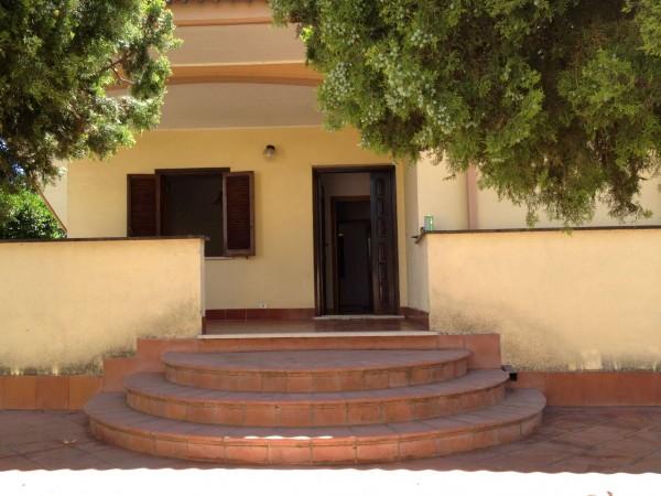 Villa in affitto a Pomezia, Martin Pescatore, 110 mq