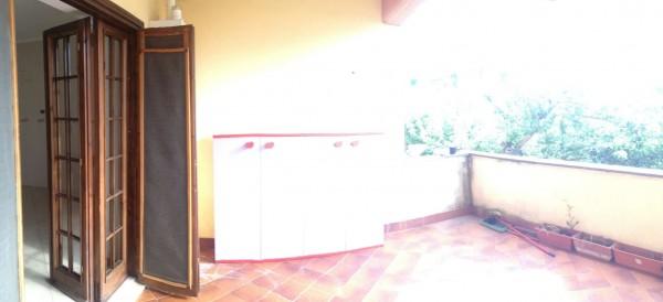Villa in affitto a Pomezia, Martin Pescatore, 110 mq - Foto 8