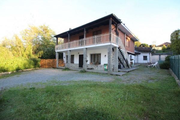 Appartamento in vendita a Caselette, Con giardino, 105 mq