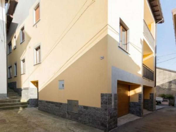 Appartamento in vendita a Cugliate-Fabiasco, Con giardino, 130 mq - Foto 34