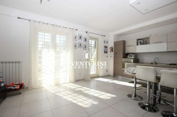 Appartamento in vendita a Roma, Valle Muricana, Con giardino, 105 mq