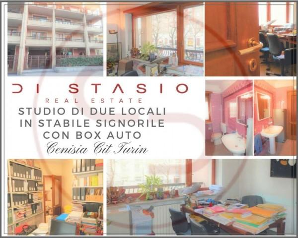 Ufficio in vendita a Torino, 35 mq