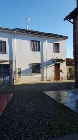 Casa indipendente in vendita a Alessandria, Spinetta Marengo, Con giardino, 100 mq