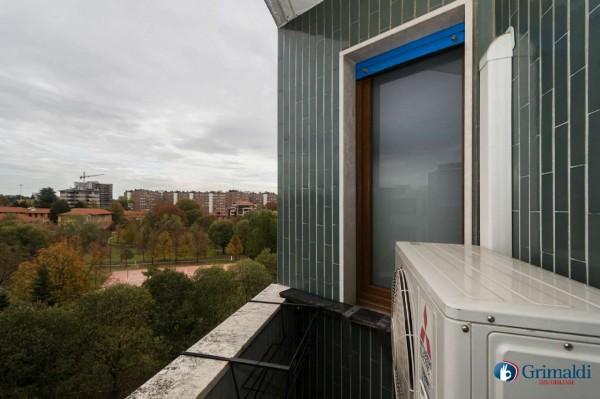 Appartamento in vendita a Milano, Con giardino, 150 mq - Foto 11