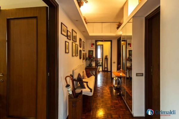 Appartamento in vendita a Milano, Con giardino, 150 mq - Foto 3