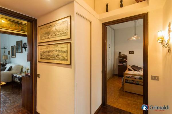 Appartamento in vendita a Milano, Con giardino, 150 mq - Foto 12