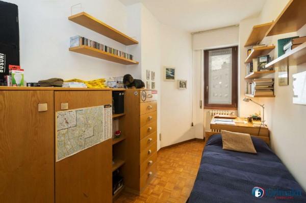 Appartamento in vendita a Milano, Con giardino, 150 mq - Foto 23