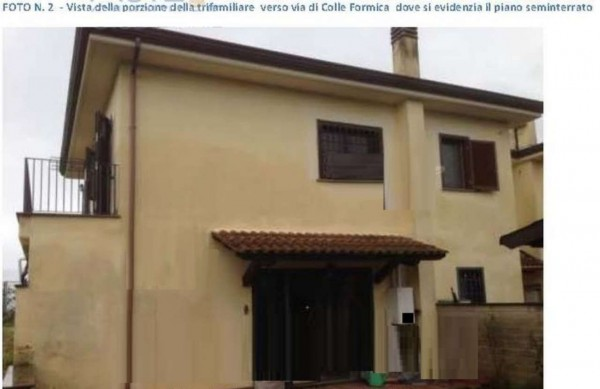 Villetta a schiera in vendita a Velletri, 100 mq
