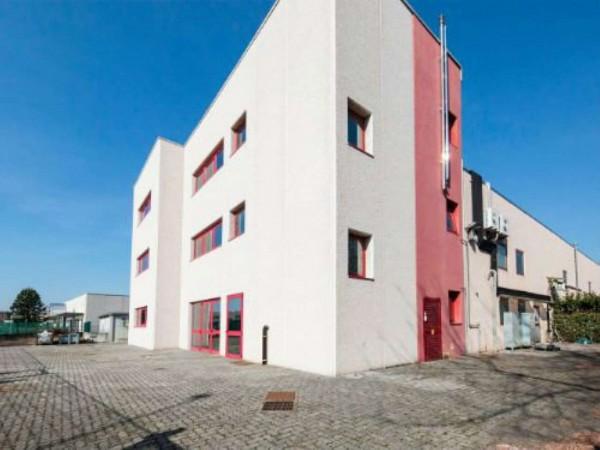 Ufficio in affitto a Gallarate, Sciarè, 260 mq - Foto 21