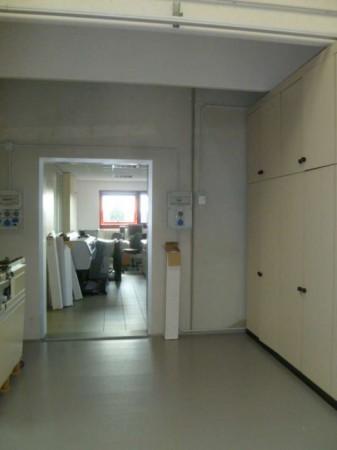 Ufficio in affitto a Gallarate, Sciarè, 260 mq - Foto 24
