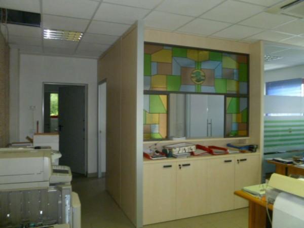 Ufficio in affitto a Gallarate, Sciarè, 260 mq - Foto 32