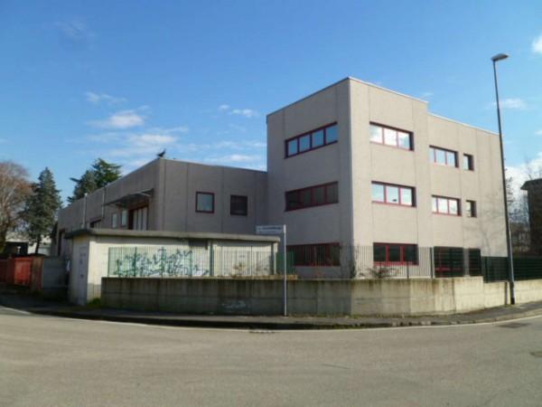 Ufficio in affitto a Gallarate, Sciarè, 260 mq - Foto 10