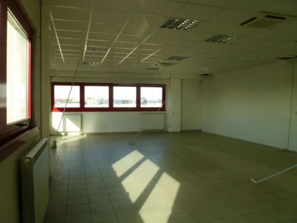 Ufficio in affitto a Gallarate, Sciarè, 260 mq - Foto 15