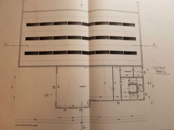 Ufficio in affitto a Gallarate, Sciarè, 260 mq - Foto 4