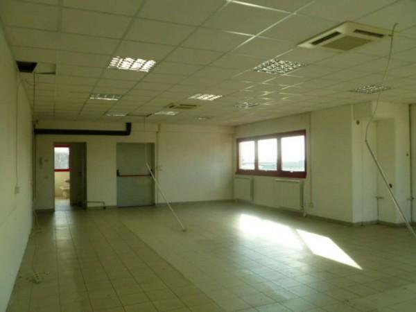 Ufficio in affitto a Gallarate, Sciarè, 260 mq - Foto 20