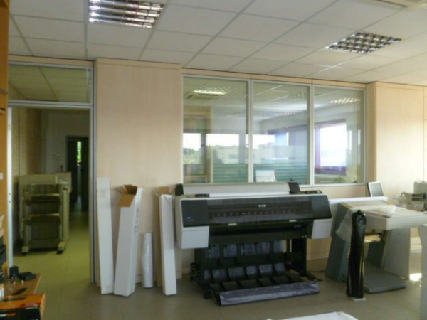 Ufficio in affitto a Gallarate, Sciarè, 260 mq - Foto 19