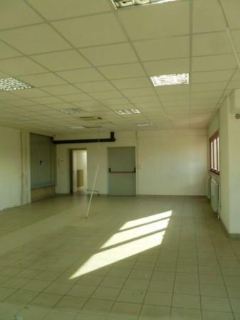 Ufficio in affitto a Gallarate, Sciarè, 260 mq - Foto 26