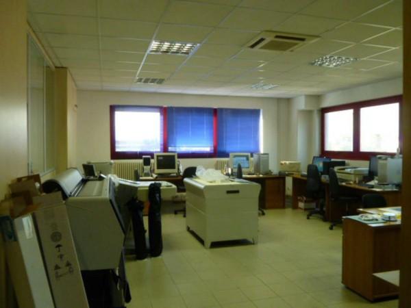 Ufficio in affitto a Gallarate, Sciarè, 260 mq - Foto 28