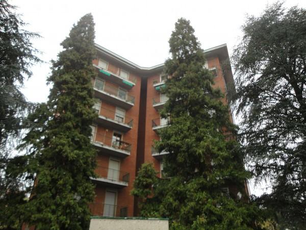 Appartamento in vendita a Alessandria, Villaggio Europa, Con giardino, 130 mq