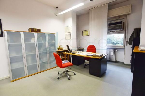 Ufficio in affitto a Milano, Tolstoi, 190 mq