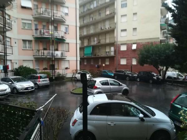 Appartamento in affitto a Recco, Con giardino, 50 mq