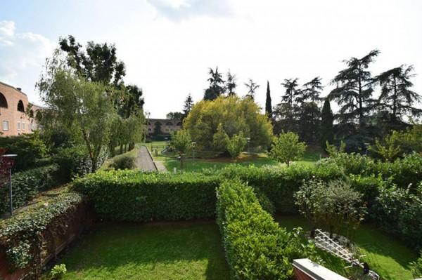 Villetta a schiera in vendita a Milano, Famagosta Cantalupa, 210 mq - Foto 40