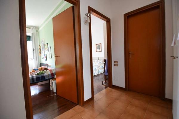 Villetta a schiera in vendita a Milano, Famagosta Cantalupa, 210 mq - Foto 13