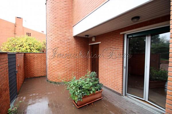 Villetta a schiera in vendita a Milano, Famagosta Cantalupa, 210 mq - Foto 23