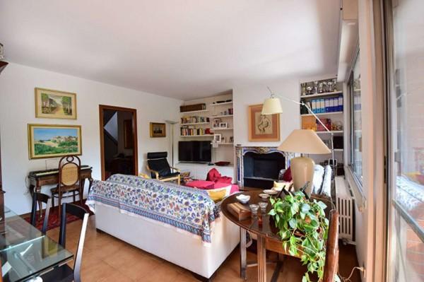 Villetta a schiera in vendita a Milano, Famagosta Cantalupa, 210 mq - Foto 37